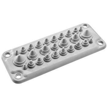 Spacial - membrana za kablovsku uvodnicu tip FL21 sa 27 otvora IP66