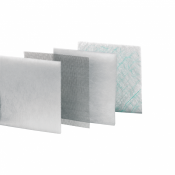 filter za insekte za izlaznu rešetku ili vent. 125x125mm spolj. dim 170x150mm