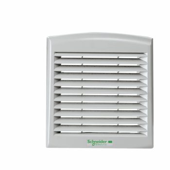 RAL7032 izlazna rešetka ili ventilator izrez 92x92 spolj. dim 137x117mm