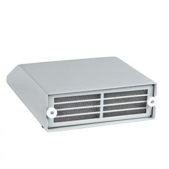 obojeni čelični poklopac izrez 125x125mm sa filterom IP55