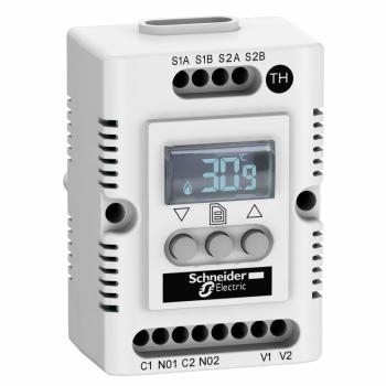 Climasys CC - elektronski termostat 200..240V - opseg -40…80°C