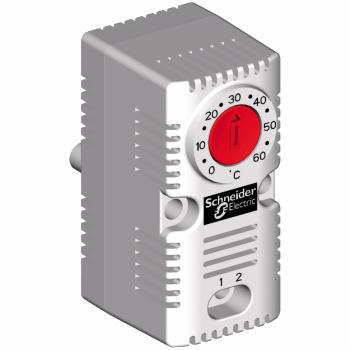 ClimaSys CC - jednostavni termostat 250V - opseg 0…60°C - NC - °F