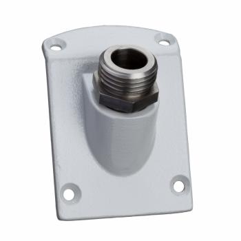 adapter za svetleću kolonu, kvadratni 80 mm RAL 7040. za S3CM HMI ormane