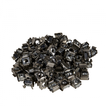 Actassi - set od 100 kaveznih matica M6 za 8.5 mm kvadratni otvori