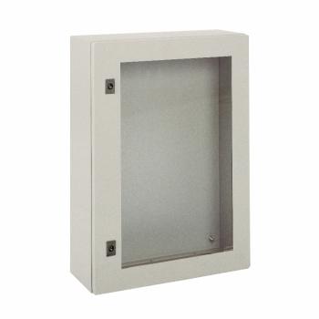Spacial CRN providna vrata bez montažne ploče V1000xŠ600xD250 IP66 IK10 RAL7035