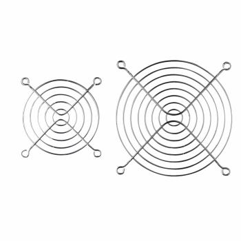 metalna zaštita za filter i ventilator, prečnik 114mm