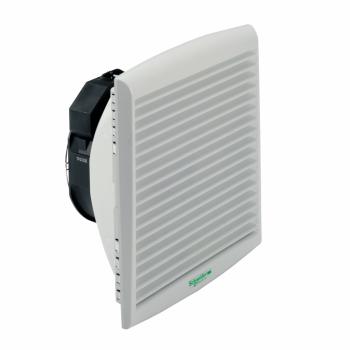 ClimaSys ventilator IP54, 165m3/h, 24V DC, sa izlaznom rešetkom i filterom G2