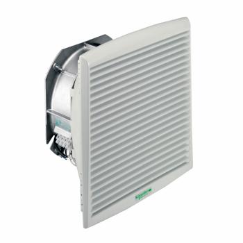 ClimaSys ventilator IP54, 850m3/h, 115V, sa izlaznom rešetkom i filterom G2