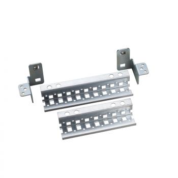 4 šine i držača za instalaciju montažne ploče u upravljački pult D400mm