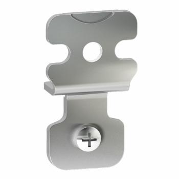 4 zidna nosača - nerđajući čelik AISI 304 za Spacial S3X