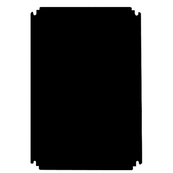 izolovana bakelitna montažna ploča za PLS kutije 18x27cm