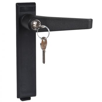 set za zaključavanje za Spacial CRNG - ručica sa ključem 405 (2)