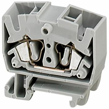 Linergy mini standar. redna stezaljka-2.5mm² 24A jednostruka 2x2 opružna - plava