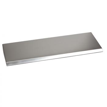krov od nerđajućeg čelika 304L, Scotch Brite® obrada za WM orman Š400xD200mm