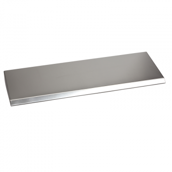 krov od nerđajućeg čelika 304L, Scotch Brite® obrada za WM orman Š600xD250mm