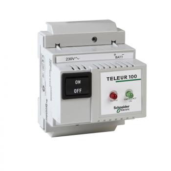 Teleur 100 - upravljačka jedinica
