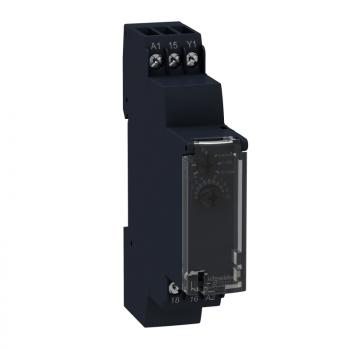 relej impuls po uključenju kontrolnog signala - 1 s..100 h - 24..240 V AC - 1 OC