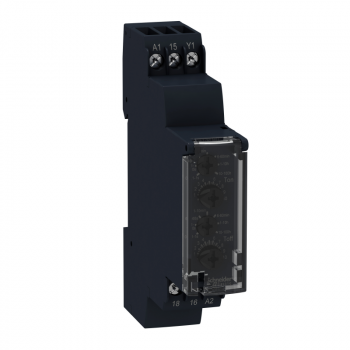 relej za asimetričnu povorku impulsa - 1 s..100 h - 12 V AC/DC - 1 OC