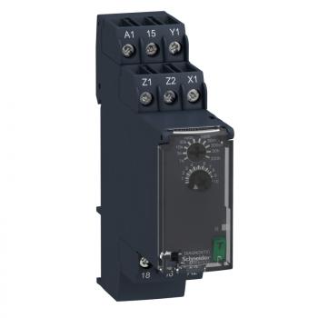 kašnjenje po uključenju - vremenski relej - 0.05s…300h - 24…240V AC/DC - 1C/O