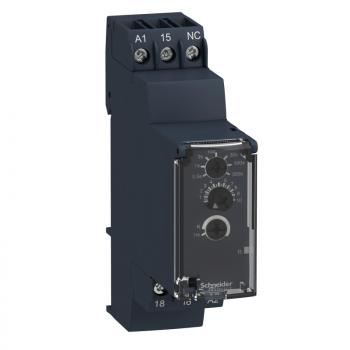 multifunkcijski relej-kašnjenje po isključenju-0.05s…300s - 24…240V AC/DC - 1C/O
