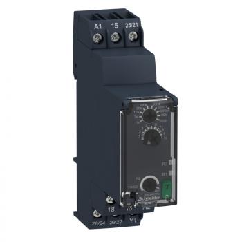 relej kašnjenje po uključenju/isključenju - 0.05s…300h - 24…240V AC/DC - 2C/O