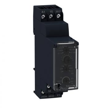 multifunkcijski tajmer - 24VDC/24..240 V AC - 2 C/O