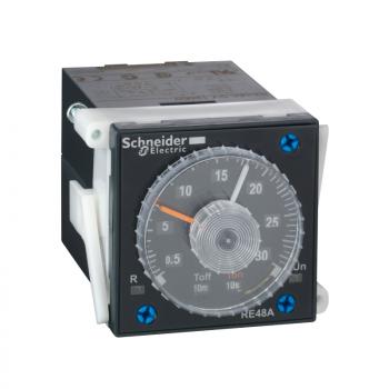 relej za asimetričnu povorku impulsa - 0.02 s..300 h - 24..240 V AC - 2 OC