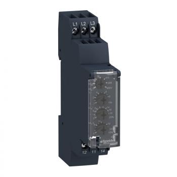 multifunkcijski kontrolni relej RM17-TE - opseg 183..528 V AC