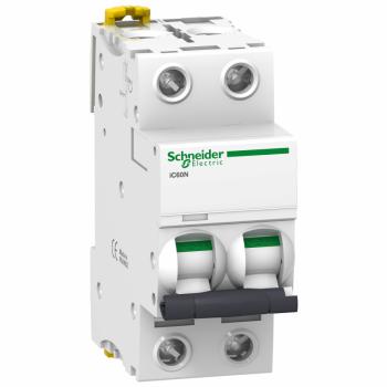 Automatski prekidač IC60N 2P  10A C