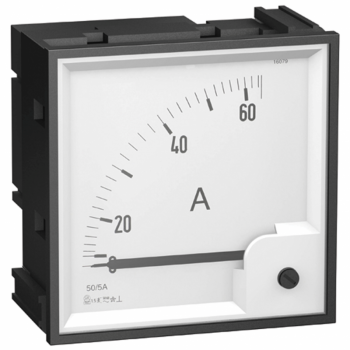 Skala Ampermetra 72mmX72mm 0-50A