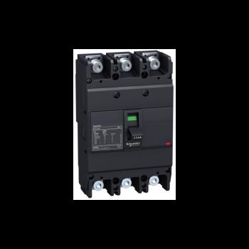 EasyPact prekidač III-polni 250A