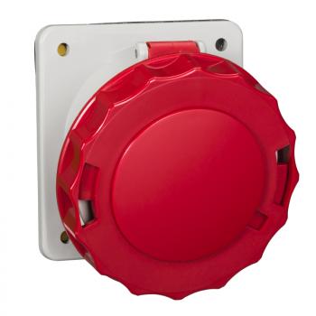 Industrijska priklj. 63A 3P+E Stepen zaštite IP44 (PANELNA)