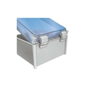 Set od dve plastične spoljašnje šarke za PLS kutiju