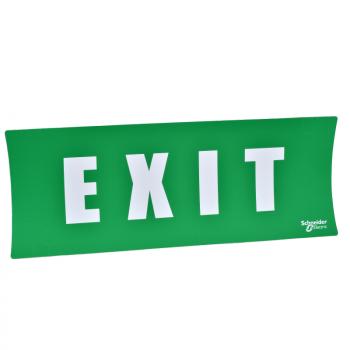 Nalepnica EXIT za LUXA 8W