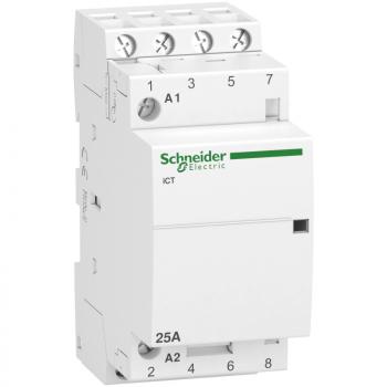 Kontaktor modularni IVp. 25A 4NO