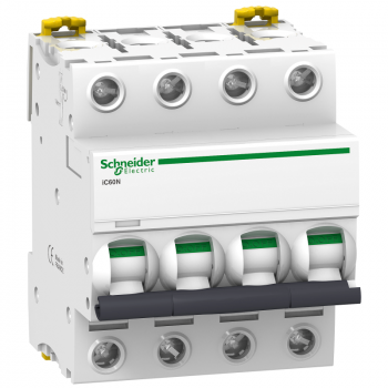 Automatski osigurač iC60N 4P C-40A