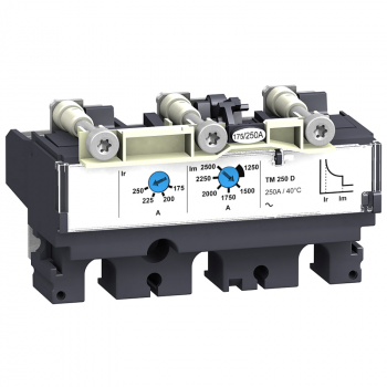 Zaštitna jedinica TM100D 3P3D za NSX100
