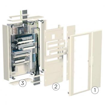 Providna vrata 18 modula
