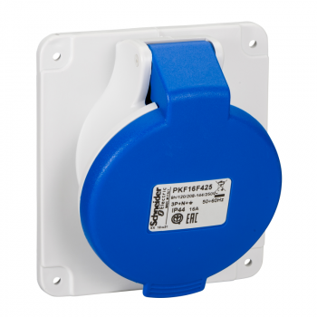 Industrijska priklj.16A 3P+N+E Stepen zaštite IP44 (PANELNA)