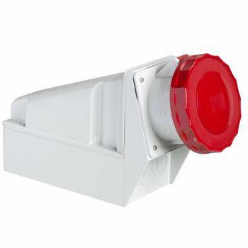 Industrijska priključnica 125A 3P+N+EStepen zaštite IP44
