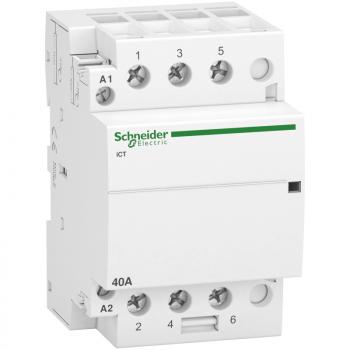 Kontaktor modularni IIIp. 40A 3NO