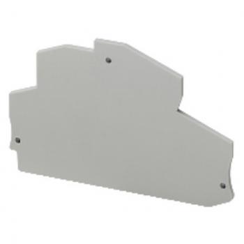 Krajnja pločica za duplu opružnu VS klemu 2,mm