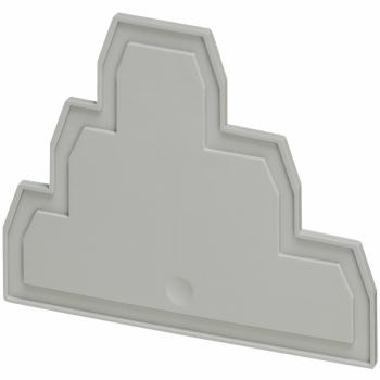 Krajnja pločica za trostruku vijčanu VS klemu 2,5mm