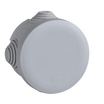 Dozna okrugla nadgradna fi80 IP55