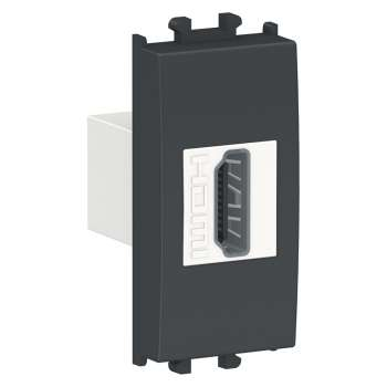 Easy Styl HDMI konektor 1M crni