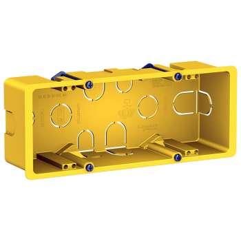 Easy Styl Ugradna kutija za šuplji zid 7 modula