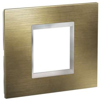 Easy Styl Dekorativni ram inox 2M bronza/hrom