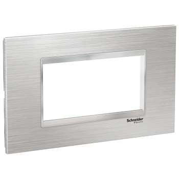 Easy Styl Dekorativni ram inox 4M srebrna/hrom