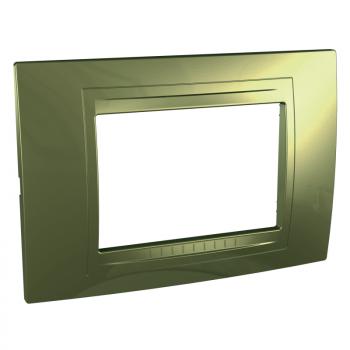 Dekorativna maska Allegro zlatna 3M
