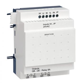 digitalni I/O modul za proširenje - 10 I O - 24 V AC - za Zelio Logic